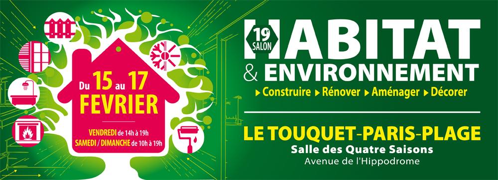 Exposition photo au Salon de l'Habitat et Environnement du Touquet